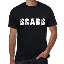 Venta al por mayor de sarna Hombre Camiseta Negro Regalo De Cumpleaños 00553