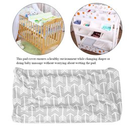 boys urinals Australia - Soft Baby Diaper Changing Mat Baby Changing Pad Table Cover Breathable Waterproof Nappy For Newborn Reusable Infant Urinal Mat