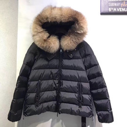 $enCountryForm.capitalKeyWord NZ - 2019 brand girl Duck down parkas for women winter famous down jacket down coat100% oversized real fox fur collar Luxury women's clothing
