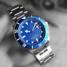 $enCountryForm.capitalKeyWord Australia - Luxury Watch Men's Watches Blue Dial Mechanical Automatic Movement 316L Steel Case Bracelet Floding Buckle Waterproof Mens Designer Watches