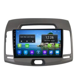 $enCountryForm.capitalKeyWord Australia - Android 4G LTE HD 1080P car MP3 MP4 Music Resolution HD display Resolution 1024 * 600 USB for Hyundai elantra 2007-2011 10.1inch