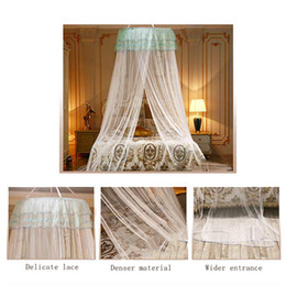 $enCountryForm.capitalKeyWord Australia - Summer Romantic Princess Bed Canopy Mosquito Tents Lace Net Insect Repeller No Frame For Suspension Avoid Home Decor Baby Hung
