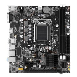 Motherboard B75 Australia - B75-1155 Desktop Computer Mainboard Professional Motherboard CPU Interface LGA 1155 Durable Computer Accessories