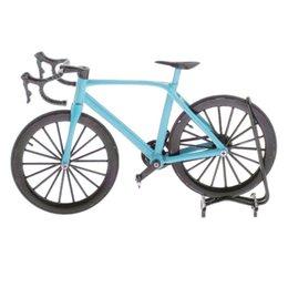 1:14 Масштаб Diecast велосипеды Модели игрушка велоспорт Cross Bike реплика на Распродаже