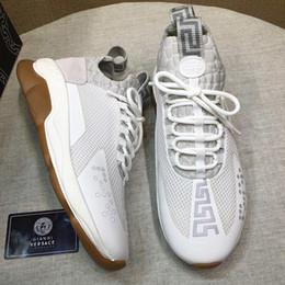 Опт Мужская обувь кроссовки спортивная дышащая обувь роскошные Scarpe da uomo Hot Cross Chainer кроссовки модная обувь для мужчин зашнуровать обувь K220