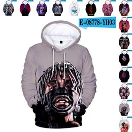 xl 16 sweatshirts hoodies UK - Mens Designer Hoodies Fashion Hiphop Pullover Trendy Singer Sweatshirt Luxury Loose Sulk Pattern Mens Tops 16 Styles