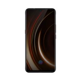 "Vente en gros RAM d'origine VIVO IQOO 4G LTE téléphone portable 8 Go 128 Go 256 Go ROM Snapdragon 855 Octa base Android 6.41"" AMOLED 13MP ID d'empreintes digitales Cell Phone"