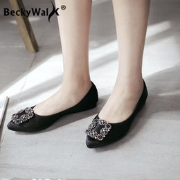 8546925e597d Foldable Ballet Women Flats New Fashion Spring Women Shoes Low-fronted  Pointed Toe Loafers Driving Shoes Woman zapatos mujer
