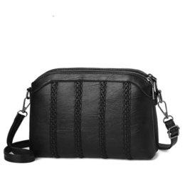 Dark Red Ladies Handbags Australia - good quality Women's Famous Brand Handbags 2019 Women's Retro Pu Leather Shoulder Bag Ladies Messenger Bags With Female Crossbody Bag