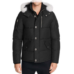 TOP hommes Veste d'hiver du Canada Doudoune Parker Coat Down Jacket Men'S Sports de plein air froid chaud vers le bas-vêtement Designer Chemises Doudounes