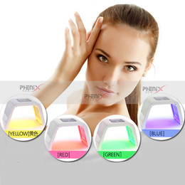 $enCountryForm.capitalKeyWord Australia - 4 Light LED Facial Mask PDT Light For Skin Therapy Beauty machine