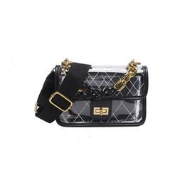 $enCountryForm.capitalKeyWord UK - 2019 New Messenger Bags Handbags Women Designer Fashion Bag Ladies Bags Transparent Clear Purse