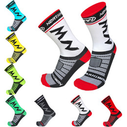 $enCountryForm.capitalKeyWord NZ - High Quality Pro Team Men Women Cycling Socks Breathable Road Bicycle Socks Outdoor Sports Mountain Bike Racing