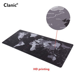 mouse pad world UK - 700*300 900*400 large mouse pad HD printing gaming mousepad big size game gamer desk mat for world of tanks cs go