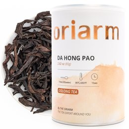$enCountryForm.capitalKeyWord UK - Wuyi Rock Da Hong Pao Big Red Robe Oolong Tea Green Food Da Hong Pao Dahongpao Taiwan Oolong Tea Dahongpao YanCha Tin 80g