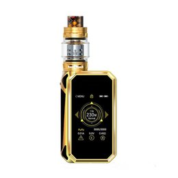 China SMOK G-Priv 2 Kit 4ml TFV8 X-BABY Tank 230W G-PRIV 2 Touch Screen Box Mod Smaller Size and Lighter Weight suppliers