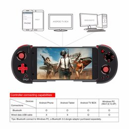 gamepad phone Australia - Bluetooth Gamepad Game Pad Pugb Mobile Dzhostik Joystick For iPhone Android Cell Phone PC Trigger Controller Mobil On Free Fire