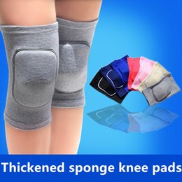 Elbow Supports Children Australia - 1 Pair Adults Child Kids Dance Basketball Soccer Goalkeeper Volleyball Yoga Knee Support Knee Pads Gym Fitness Pad #71008