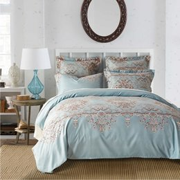 $enCountryForm.capitalKeyWord Australia - Vintage Bedding Sets Bohemian Duvet Cover Sets Comforter Quilt Cover 2 Pillow Shams Warmer Softer Thicker Bedding