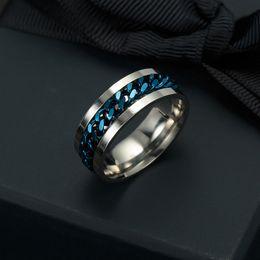 $enCountryForm.capitalKeyWord NZ - 4 COLORS Titanium Steel Ring for Men Lord Wedding Party Elegant Punk Vintage Ethnic Fashion Bijoux Gift Ring Male Jewelry K3500