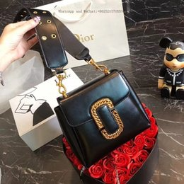 Discount baochao bags - Genuine Leather Shoulderbag Handbag In Europe And The Chain Ms Single Shoulder Bag Lady's Baochao Aslant Cowhide Sm