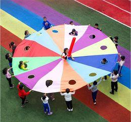 Fun Games Outdoors Australia - Kindergarten Whac-A-Mole Rainbow Umbrella Toy Parent-child Activities Game Props Children Kids Outdoor Fun Sports Toy 3M 4M 5M 6M
