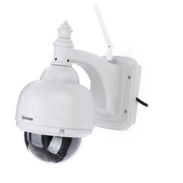 Chinese  SRICAM SP015 720P H.264 Wifi IP Camera Outdoor Security Cam manufacturers