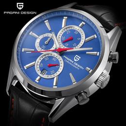 8e774a34e99 Luxury Brand PAGANI DESIGN Chronograph Business Watches Men Waterproof 30m  Japanese Movement Quartz Watch Clock Men Reloj Hombre