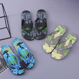 2a949134c Wholesale Flip Flops Australia - Men Summer Slippers PVC Flip Flops EVA  Men s Casual Fashion Shoes