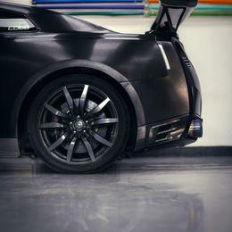 $enCountryForm.capitalKeyWord Australia - Brushed Film vinyl car wrap colors auto body wraps with Air Bubble 1.52x30m Roll 4.98x98.4ft