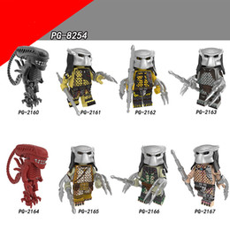 mini figures blocks NZ - Mini Figures Glaxy War Building Blocks Super Heroes The God of War Movie Series Drax The Destroyer Figures For Children Model Toys PG8254
