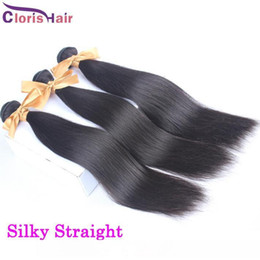 bouncy wave hair NZ - A Bouncy Curly Raw Virgin Indian Brazilian Peruvian Malaysian Loose Wave Bundles Unprocessed Human Hair Weaves Water Kinky Straight Ext