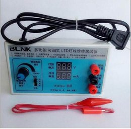 $enCountryForm.capitalKeyWord Australia - AC 220V EU plug Screen LED LCD TV LED Lamp beads Light board LED light Tester