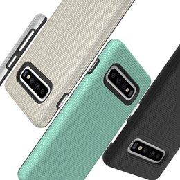 Опт Для Samsung S10 Shell Популярный телефон черный чехол для 2019 Новый чехол Galaxy S10e, совместимый с iPhone XS