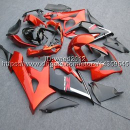 Gsx K5 Australia - Botls+Custom Injection mold orange black GSX-R1000 05-06 motorcycle cowl for Suzuki K5 GSXR1000 2005 2006 ABS Fairings