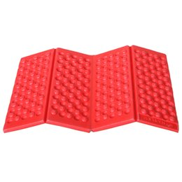 inflatable air seat cushion Canada - Outdoor Sports Camping Hiking Moisture-proof Folding EVA Foam Pads Mat Cushion Seat Camping Park Picnic