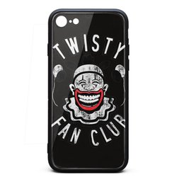 $enCountryForm.capitalKeyWord Australia - American Horror Story Twisty Club iphone cases 8 cute protective case personalised phone cases protective top case hippie popular scratch-re