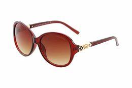 $enCountryForm.capitalKeyWord Australia - 1Pair High Quality Mens Fashion CARAVAN Sunglasses Gold Metal Sun Glasses Black 58mm Glass Lenses UV Protection box