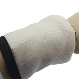 Sports Wrist Pouch UK - 1 Pcs Cycling Running Wrist Wallet Pocket Wristband Coin Keys Storage Bag Sport Wrist Support Wrap Strap Brace Pouch 2018 #298760