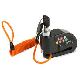 Brake disc lock alarm online shopping - LOONFUNG LF180 Anti theft Alarm Lock Disc Brake Motorcycle Bike