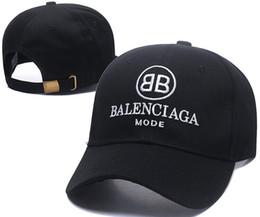 China 2018 New brand mens designer hats snapback baseball caps luxury lady fashion hat summer trucker casquette women causal ball cap high quality cheap trucker ball caps suppliers