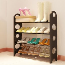 $enCountryForm.capitalKeyWord Australia - 4-Tier Plastic Shoes Shelf Entryway Adjustable Shoes Storage Organizer Rack