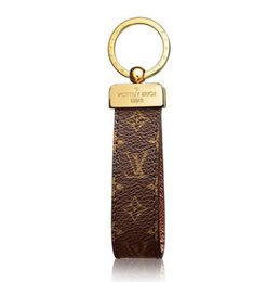 $enCountryForm.capitalKeyWord Australia - Dragonne New Key Holder M65221 Key Holders And More Leather Bracelets Chromatic Bag Charm And Key Holder Scarves Belts