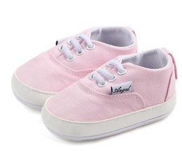 $enCountryForm.capitalKeyWord Australia - Spring and Autumn New Multicolored Canvas Shoes with Rubber Bottom for Infant Walkers 0-1 Years Old W1270