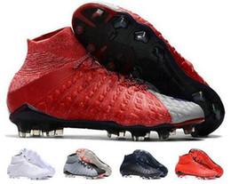 $enCountryForm.capitalKeyWord Australia - Hypervenom phantom III soccer shoes For Men Women Indoor High Ankle TF Black White Neymar Football Boots cleats mens shoes
