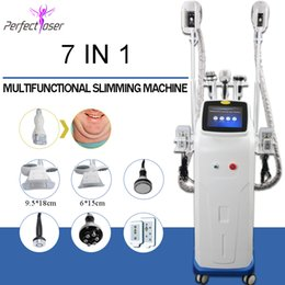 $enCountryForm.capitalKeyWord Australia - Big power ultrasonic liposuction cavitation slimming device sextupole rf sikn tighten zeltiq fat freeze multifunctional slimming machine