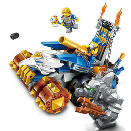 $enCountryForm.capitalKeyWord Australia - 261pcs Children's Building Blocks Toy Compatible City Future Knights Glory Battle Condor Assault Car Figures Bricks MX190731