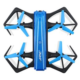 Discount children toys drones - JJRC H43WH Selfie Drone With HD Camera 720P Foldable RC Quadcopter Toys For Children Wifi Helicopter Altitude Hold Mode