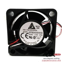 $enCountryForm.capitalKeyWord Australia - Delta 40205V 0.45A USB computer chassis power supply Huawei Huasan server fan EFB0405HHD
