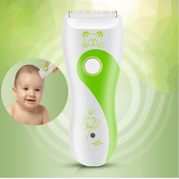 $enCountryForm.capitalKeyWord Australia - Baby Electric Hair Clipper Professional USB Rechargeable Waterproof Hair Trimmer clipper for Painless Baby Care Instant